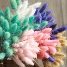 <b>30pcs</b>/<b>LOT rabbit</b> grass home decoration flower arrangement <b>natural</b> ...