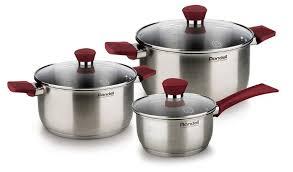 <b>Набор посуды</b> Rondell Strike RDS-817 <b>6 пр</b>. — купить по выгодной ...