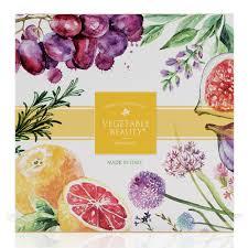 """<b>Подарочный набор натурального мыла</b> """"Vegetable Beauty"""" №2 ..."""