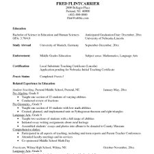 here is an example of how to list your education information    resume  listing education on resume examples science resume examples format pdf