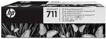 <b>Комплект замены печатающей</b> головки HP 711 (Printhead ...