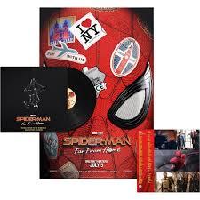 Саундтрек - <b>Spider-man</b>: Far From Home | fondim27.ru