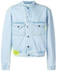 <b>Куртки</b> и пиджаки <b>Marcelo Burlon</b> Для него от 15 568 руб - Lyst