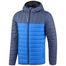 <b>Куртка мужская Outdoor</b>, темно-синяя с ярко-синим (Reebok ...