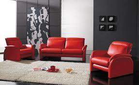 enchanting home furniture designs with dark red leather sofa shocking design ideas using rectangular dark black and red furniture