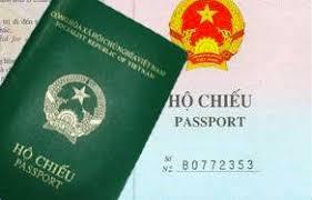 Image result for hộ chiếu việt nam