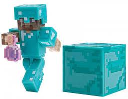 <b>Minecraft Фигурка</b> Стива с зельем невидимости 8 см ...