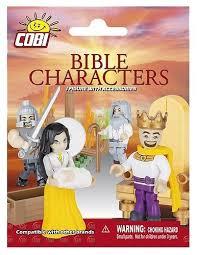 <b>Конструктор Cobi Nativity</b> Scenes 28022 Библейские герои ...