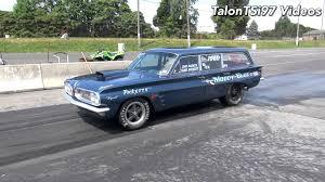 1962 Pontiac Tempest Moody Blue Pontiac Tempest Wagon 90 Test Hits Youtube