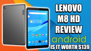 Lenovo M8 HD Android Tablet Review - Is it Worth Buying? - YouTube