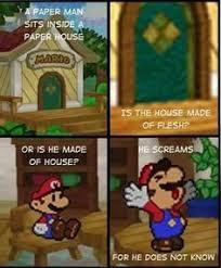 Quick <b>thinking</b> by Paper Peach | <b>Gaming</b> | <b>Super mario</b> memes ...