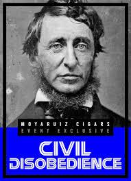 civil disobedience moya ruiz cigars moyaruiz civil disobedience