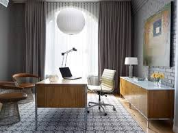modern home office as a new interior inspiration stunning home work space in gorgeous gray bright modern office space