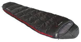 Мешок спальный <b>Redwood</b> -3 темно-серый, кокон, левая молния ...
