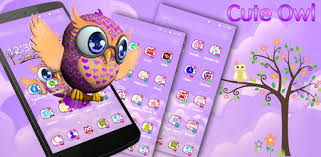 <b>Cute Owl</b> 3D Theme - Apps on Google Play