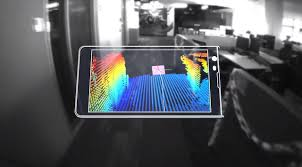 Google to introduce tablets capable of clicking 3D images in it's Project Tango