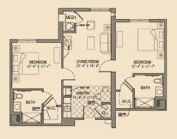 Floor Plans   Landow HouseLandow House floor plan BR