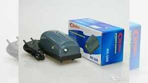<b>Компрессор</b> для аквариума <b>seastar</b> HX-108 3л/мин купить в ...