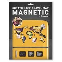 <b>1DEA</b>.<b>me Скретч Карта Мира</b> Magnetic — купить по выгодной ...
