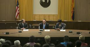 police chief finalists answer phoenix residents questions
