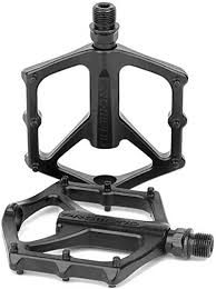 <b>1pair Bike Pedals Aluminum</b> Mountain Bike Pedal Alloy Du Bearing ...