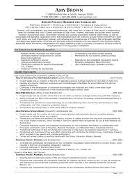 construction project manager resume project management executive senior project manager resume objective