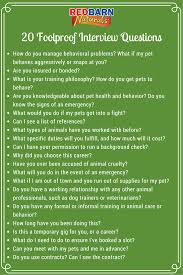 20 sure fire questions to a great pet sitter you ll love find a great pet sitter