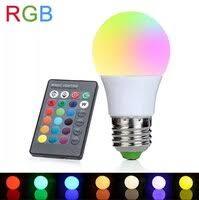 «<b>Led rgb</b> lamp светодиодная цветная <b>лампа</b>» — <b>Лампочки</b> ...