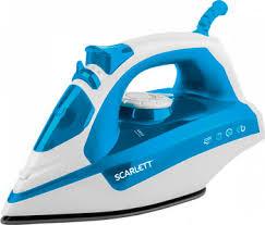 <b>Утюг Scarlett SC-SI30P17</b> голубой купить в интернет-магазине ...