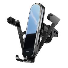 Cell <b>phone holders</b> | <b>Baseus Penguin</b> Gravity Car Mount black ...