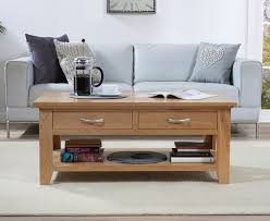 camberley oak two drawer coffee table camberley oak 2 door