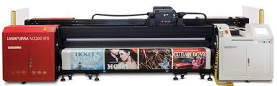 <b>Рулонный</b> принтер Anapurna M3200RTR