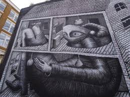 the out of this world street art of phlegm 1 2