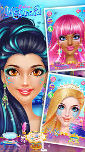 mermaid makeup salon games apk free educational game for android apkpure