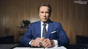 Arnold Schwarzenegger on New