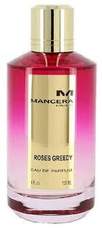 <b>Парфюмерная вода Mancera</b> Roses Greedy — купить по ...