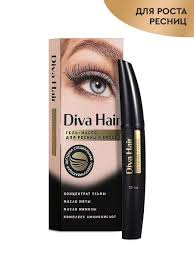 Diva Hair <b>Масло для ресниц и</b> бровей с комплексом аминокислот ...