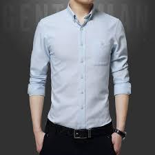 <b>High quality Men's classic</b> shirt Long sleeve dress shirt men ...