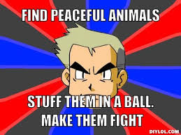 Professor Oak Meme Generator - DIY LOL via Relatably.com