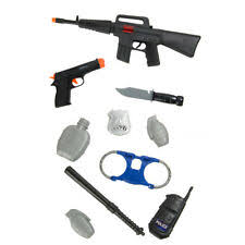 Toy <b>Police Set</b> in Other Pre-School & Young Children Toys for sale ...
