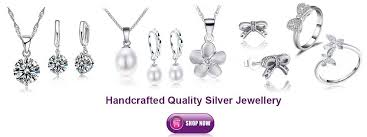 <b>Fashion Silver</b> Rings Earrings Necklaces Charm Beads Pendants ...