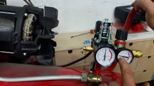How To 001.0: <b>Adjusting</b> a new <b>pressure regulator</b> - YouTube