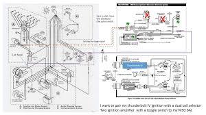 mercury thunderbolt ignition wiring diagram mercury mercruiser thunderbolt iv ignition wiring diagram mercruiser on mercury thunderbolt ignition wiring diagram