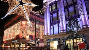 Image result for christmas lights central london 2015