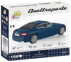 Купить <b>Конструктор Cobi Maserati</b> 24563 Quattroporte по низкой ...