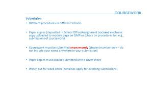 study abroad orientation programme collect module registration 29 coursework submission