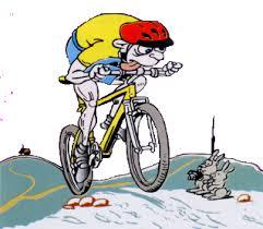 """Résultat de recherche d'images pour """"accrocher  à vélo humour"""""""