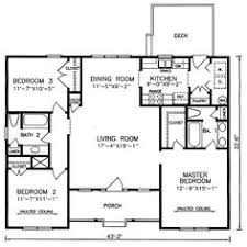images about House Plans on Pinterest   One story houses    one story house layout   Google Search