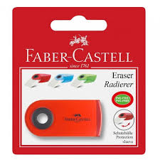 <b>Faber</b>-<b>Castell Ластик Sleeve</b> Mini - Акушерство.Ru