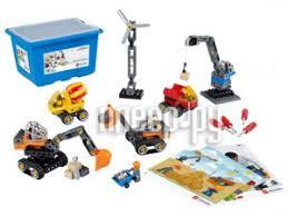 Купить Конструктор Lego <b>Duplo Строительные машины</b> 45002 ...